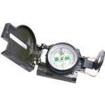 Metal Military Army Lens Classic Lensatic Compass for Camping Outdoor