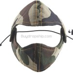 Half Face Quick Release Protector Mouth Mask